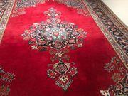 Orientteppich Iran Kaschan echter Perserteppich