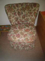 Schöner Biedermeier Sessel