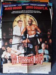 1993 Boxsport Kino Plakat A1