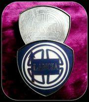 altes Lancia Auto Emblem