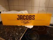 Jacobs Reklame Schild