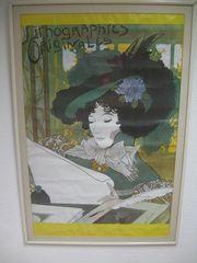Litographie Original Kunstdruck