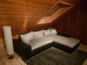 L-Couch mit Schlaffunktion