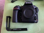 Nikon D850 deutsches Modell mit