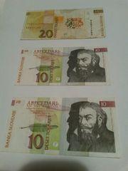 alte slowenische Geldscheine