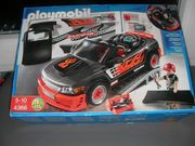 Playmobil 4366 Tuning Werkstatt mit