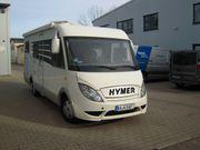 Verkaufe Wohnmobil Hymer Exis 562
