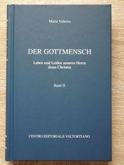 DER GOTTMENSCH BAND II MARIA