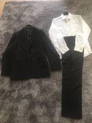 Anzug komplett Gr 158