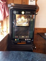 Aufstellplatz für Spielautomat
