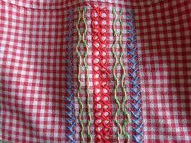 Kinderbekleidung - Kinderkleidung Schürze Halbschürze für größere