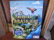 Entdecke BRASILIEN Sammelheft 2014 Edeka