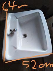 Waschbecken zu verschenken