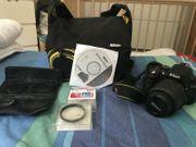 Spiegelreflexkamera Nikon D5100