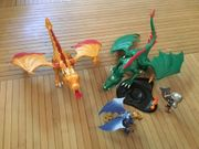 Playmobil Drachenset mit Ritter