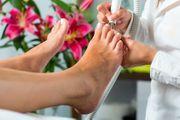 Wieder geöffnet Heikes Fußpflegestudio Pediküre