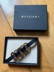 Bvlgari Bulgari Damen Leder Armband