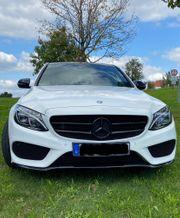 Mercedes C250 4Matic Bluetec 7G