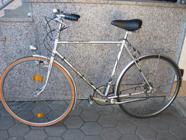 Oldtimer Retro Herren Rennrad 28