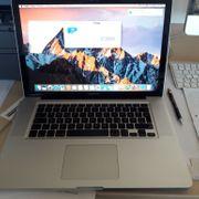 Mac Book Pro 15 2010