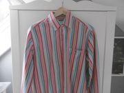 Original Lacoste Hemd mehr farbig