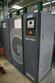 Kompressoranlage Atlas Copco GA37VSD