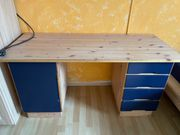 Schreibtisch 140 x 60 x