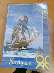 Puzzle Segelschiff