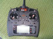 Funke Spektrum Dx-6 G3 DSMX