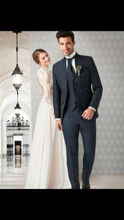 Hochzeitsanzug TZIACCO ROYAL Look 4