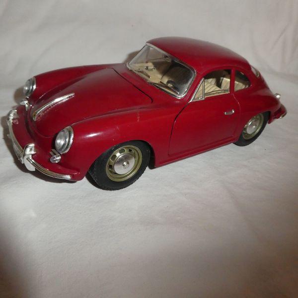Porsche 356 B 1961 rot