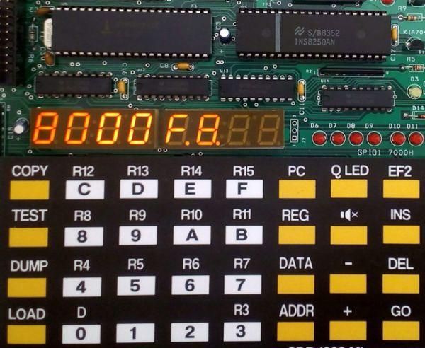 Computer AIM65 KIM 6502 65C02