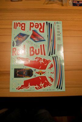 RB7 Red Bull Formel 1: Kleinanzeigen aus Essen Rüttenscheid - Rubrik RC-Modelle, Modellbau
