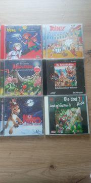 Verschiedene Hörspiel- CD für Kinder