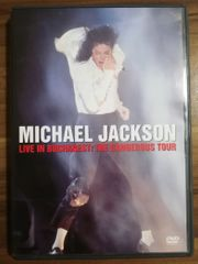 Michael Jackson DVD live in