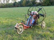 Sport Flyke mit Monster Motor