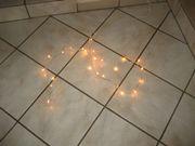 Micro-Lichterkette mit 25 Birnchen nur
