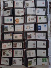 Briefmarken Sammlung 1600 Stücke