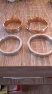 verkauft werden diese Pärchen ringe