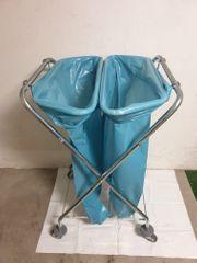 Abfallwagen- Mülltrennsystem Fassungsvermögen in Liter