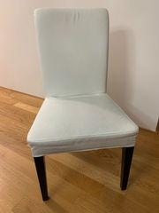 Verkaufe 4 HENRIKSDAL Ikea Stühle