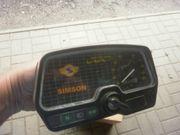 Simson S53 Tacho Kombigerät