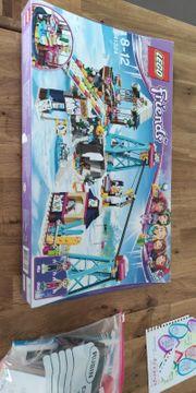 Lego Friends Ski Lift