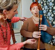 Dudelsack spielen lernen - Dudelsackunterricht in