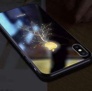 Leuchtende Handyhülle für IPhone X