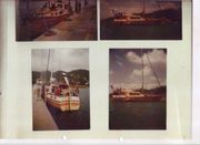 Segelschiff Segelboot Segelyacht Yacht Liegeplatz