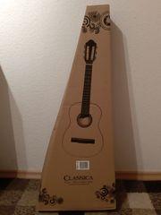 Thomann Konzertgitarre 3 4