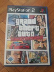 PS2 Spiel GTA Liberty City