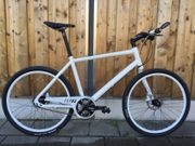 Cannondale Bad Boy Lefty White