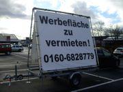 Werbanhänger VKF-Renzel Top Zustand Parkplatztauglich